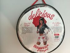 NEW! SPOON FULL OF SUGAR XS/S Sexy Deluxe Mary Poppins Costume Delicious Small