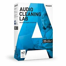 MAGIX Audio Cleaning Lab (2017) - NEU & OVP