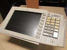 "NCR 5954 5954-2400-9090 15"" Inch LCD RealPOS DynaTOUCH MSR USB DVI VGA Touch POS"