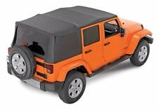 Jeep Wrangler Unlimited Soft Top (2010 - 2018)