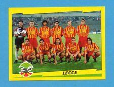 PANINI CALCIATORI 1996/97-Figurina n.469- SQUADRA - LECCE -NEW