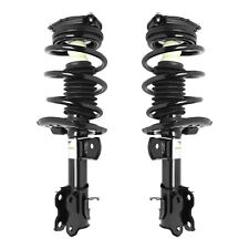Unity Front Loaded Strut Spring Assem.Pair Fits 2013-2017 Nissan NV200 FWD