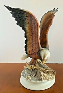 CRYSTAL CATHEDRAL Eagles Club *Eagle on Log* EUC Isaiah 40:31 Dr. Robt. Schuller