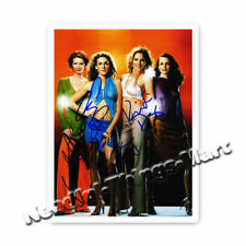 Sex and the City S.J. Parker cast all 4 Ladys AUTOGRAPH PHOTO CARD