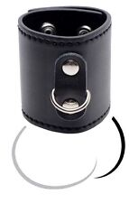 Strict PU Leather 2 Inch Ball Stretcher With D-ring NEW !!!