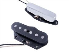 NEW Fender Custom Shop Blackguard Broadcaster PICKUP Set Telecaster Tele Pickups