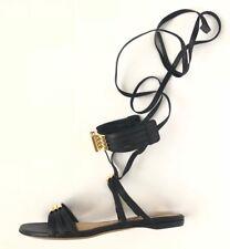 Alexandre Vauthier Women Shoes Size 38 NIB Black Sandals