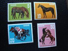 ALEMANIA (rda) - sello yvert/tellier N° 999 a 1002 N MNH (COT1)
