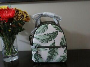 Coach Banana Leaves Print Jordyn Backpack (Cargo Green)-NWT (3962)