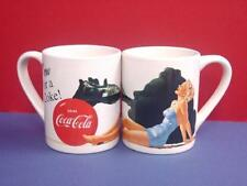 UNIQUE Ceramic Mug Pin Up & Movie Star MARILYN MONROE Coke Glass Cup