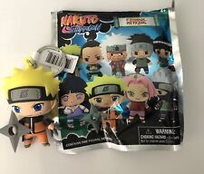New Naruto Shippuden 3D Figural Keyring Series Naruto Keychain Opened Blind Bag