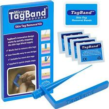 Micro TagBand Skin Tag Remover Kit for Fast & Effective Skin Tag Removal