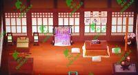 Animal Crossing New Horizons (5x) Prunk-Kimonostand Elaborate Kimono Stands Set