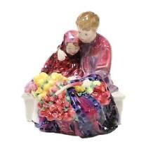 Leslie Harradine Royal Doulton Flower Sellers Children Porcelain Figurine HN1342
