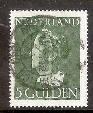 Nederland,  Nummer 348  Gebruikt,