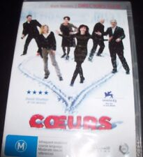 Coeurs : French Film (Australia Region 4) DVD – New