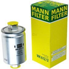 original Mann kraftstofffilter wk 612/2 FUEL filter