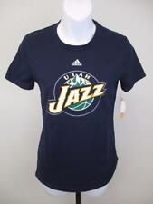 New Utah Jazz Youth Girls Size L Large (14) Adidas Shirt