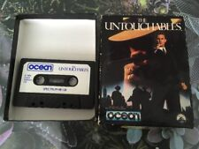 THE UNTOUCHABLES Game SPECTRUM Vintage Cassette Boxed Works RETRO Video Game 80s