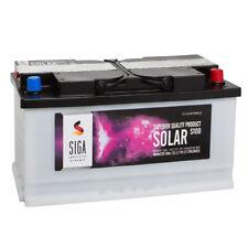 Trocken Vorgeladen Solarbatterie 12V 100AH Versorgungs Wohnmobil Boot Batterie