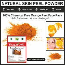 100% Natural Orange Peel Powder For Facial, Mask, Body, Acne Lighten 100gmx8