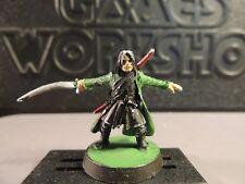 Lotr Aragorn Strider Of Gondor Metal Games Workshop Warhammer Rare Vintage