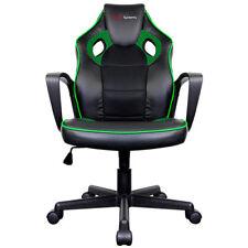 Silla Gaming Tacens Mgc0bg metal PVC negro verde