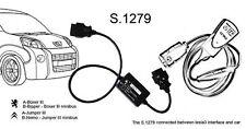 New S.1279 Module S1279 pour Peugeot Citroen LEXIA-3 PPS2000 câble de diagnostic