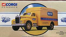Breyer Accessories Corgie Classics Stablemate Size Metal Van Truck LE