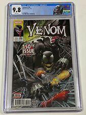VENOM #150 CGC 9.8 Marvel Comics 7/17 custom venom label!