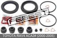 Cylinder Kit For Toyota Rav4 Aca2# (2000-2005)