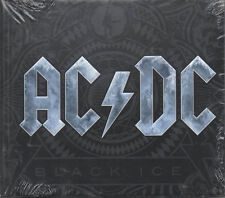AC/DC Black Ice CD NEU Rock N Roll Train Skies on Fire Big Jack Anything Goes