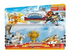 SKYLANDERS SUPERCHARGERS | SKY RACING ACTION PACK - BNIB | Works on all consoles