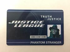 DC HeroClix Phantom Stranger ID Card DCID-001 Unused Code Convention Exclusive