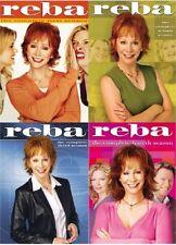 Reba TV Series ~ Complete Season 1-4 (1 2 3 & 4) ~ BRAND NEW 12-DISC DVD SET