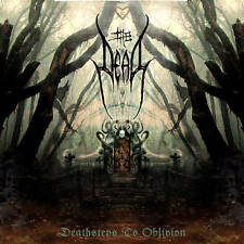 The Dead-deathsteps to Oblivion-CD-DEATH METAL