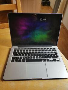 Apple MacBook Pro A1502 (13,3 Zoll Retina) 512 GB SSD 8GB - Gebraucht