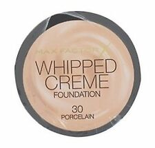 Max Factor Whipped Creme Foundation 18ml Choose Shade Mf017 30 Porcelain