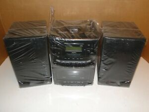Vintage? Yorx Stereo System (CD, Cassette Tapes, Radio)  DM125