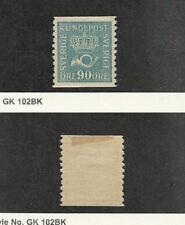 Sweden, Postage Stamp, #152 Mint Hinged, 1925