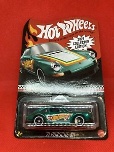 Hot Wheels 2021 Mail In - 71 Porsche 911 - In Protector Real Riders US EXCLUSIVE