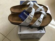38de2d5a39cd ... Flip Flops. Trending price is based on prices over last 90 days.  Birkenstock Mayari Birko-Flor White Sandals Men s Women s Shoes