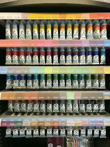 Royal Talens Van Gogh Artists' Watercolour Paint 10ml Tubes - 72 Colours