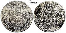 PRAGER: Deutschland, Sachsen-Albertinische, Christian II. Taler 1593 [1365]