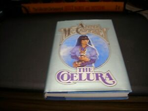 The Coelura by Anne McCaffrey (1987, Hardcover) SIGNED 1st ED
