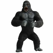 1pcs 19cm King Kong Skull Island Action Gorilla Pvc Figure toy Collectible Decor