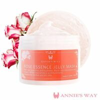 Annie's Way Rose Essence Jelly Mask 250ml Facial Mask Moisturizing Hydrating