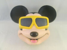 McDonalds Mickey Mouse Head 3D Picture Viewer Viewmaster Disney 1999 Fast Food