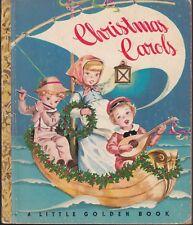 H/C LGB  CHRISTMAS CAROLS #26 1946 42p -5TH ED -4 & 3 COLOR  GOLDEN SPINE...FN+