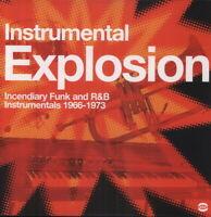 Various Artists - Instrumental Explosion-Funk, R and B 1966-73 [New Vinyl LP] UK